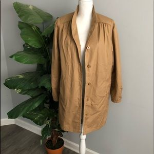 London Fog Zip Out Lining Trench Coat